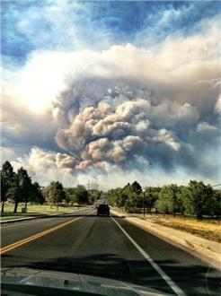 South Texas Land Surveyor - The Waldo Canyon Wildfire and GPS